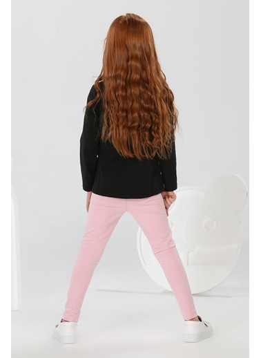Lupiakids Kalpler Kız Sweatshirt Renkli